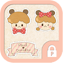 Paul & Dorothy(cutie sticker) icon
