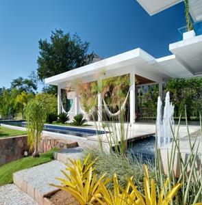 paisajismo diseño exterior arquitectura Casa Aldeia 051