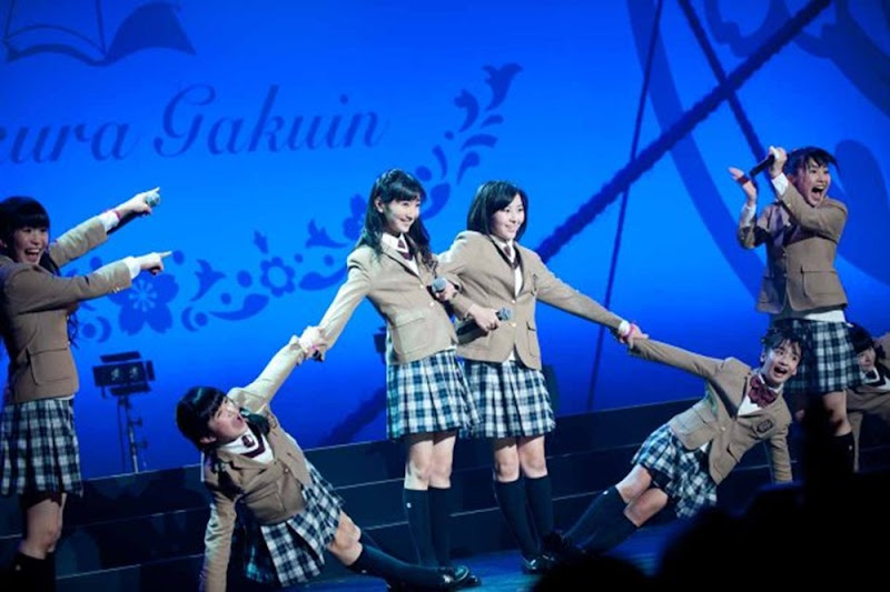 Sakura Gakuin_Concert_Road to graduation_2013_05