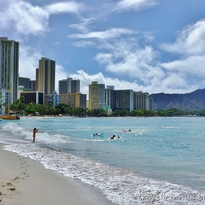 HAWAII - Waikiki