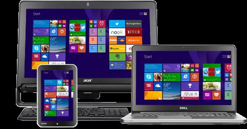 Windows 8.1 Pro Update 3 Türkçe (Msdn)