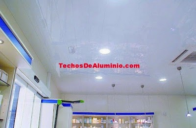 Techos aluminio Mérida