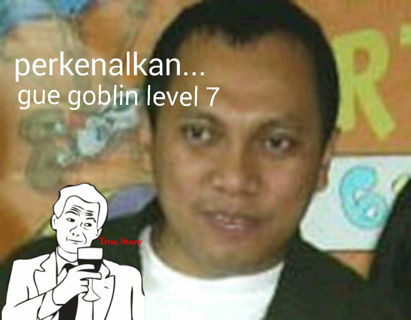 Gambar Dp Bbm Coc Lucu Goblin Level Terakhir Foto Gambar Lucu Dp