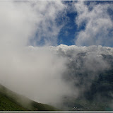 Wolken auf dem Brienzer Rothorn
