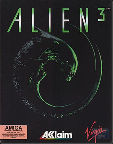 alien3 amiga box
