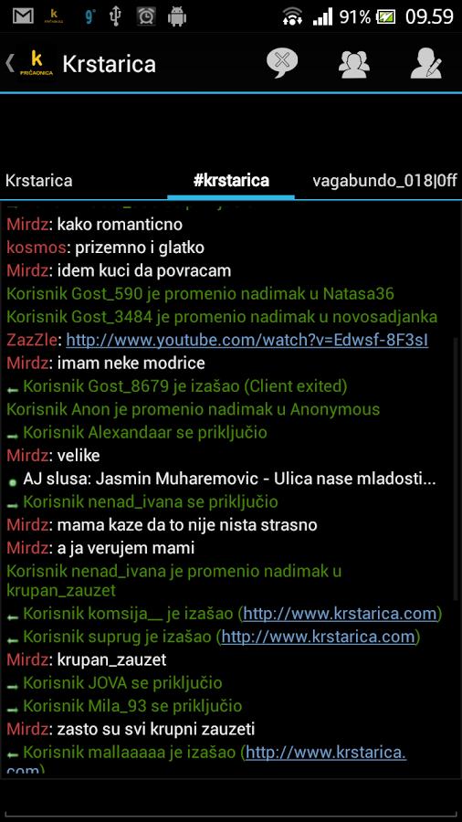 Srbija i internet krstarice crna gora pricaonica Pričaonica Krstarica