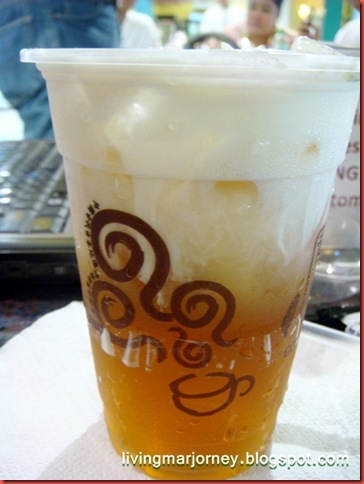 LivingMarjorney Gong Cha House Special Wintermelon