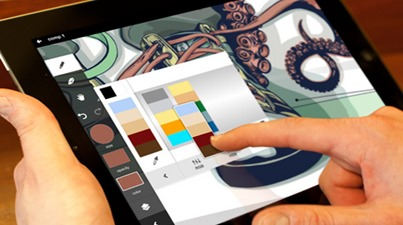 Adobe Ideas – Vector Drawing for iPhone and iPad