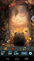 Screenshot of Hidden Object Magical Friends