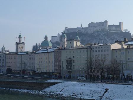 Orasul vechi Salzburg