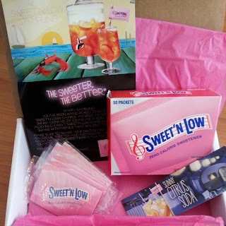 The Sweeter, The Better: #teamsweetnlow Sampling