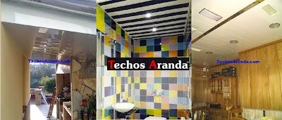 Techos aluminio San Pedro Ribas