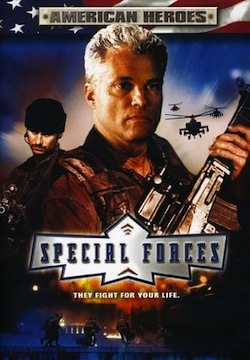 Special forces 2003 poster