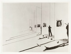 laszlo-moholy-nagy - the shooting gallery