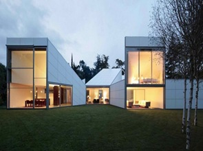 arquitectura contemporanea casa moderna