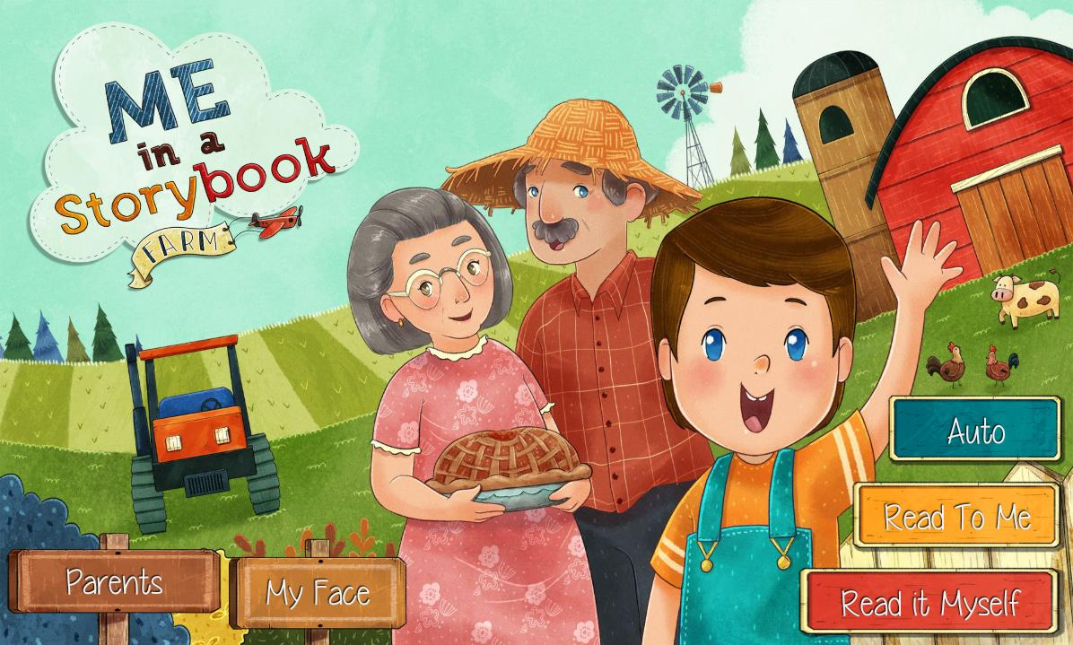 Me in a Storybook: Farm (Kids) - screenshot