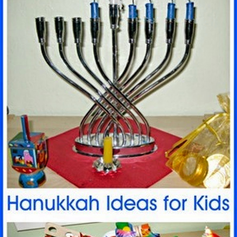 Hanukkah in Secular Household