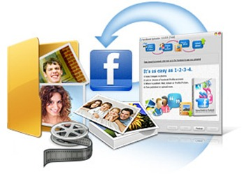 Upload Facebook Photos and Videos