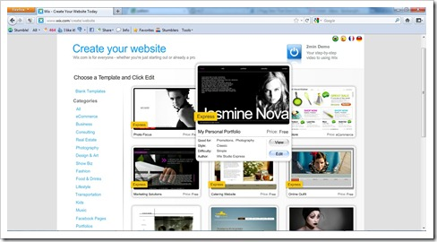 Create Own Flash Website Without Knowing Flash Online Inspirations