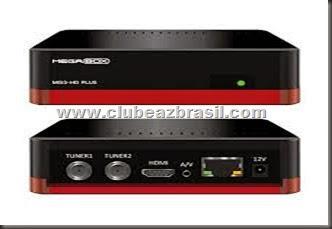 MEGABOX MG3 HD PLUS CABO NET 2