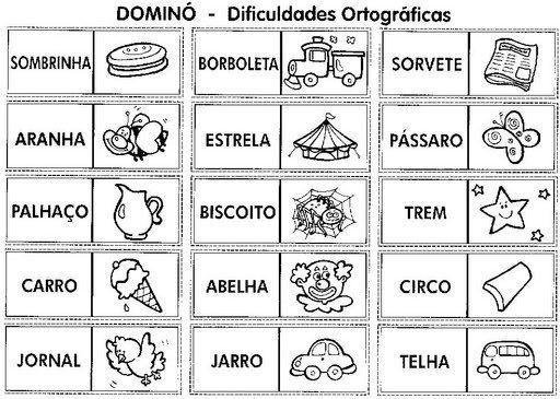 Jogos Pedagogicos Memoria E Domino