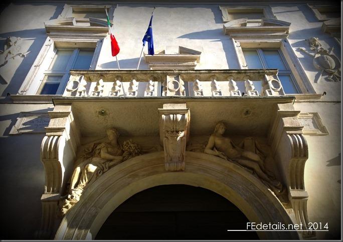 Palazzo Bevilacqua- Costabili, Ferrara. Italy, photo2