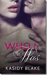 WHO I WAS KINDLE EBOOK COVER