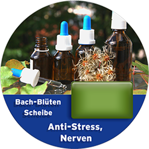 Anti-Stress, Nerven Scheibe 健康 App LOGO-APP開箱王
