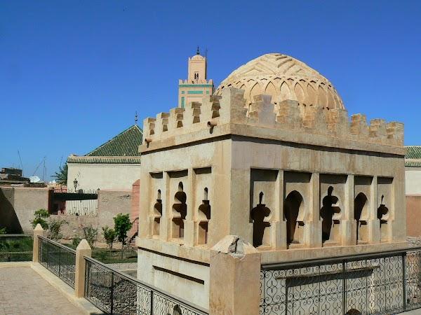 Imagini Marrakech: Kouba Badiyin