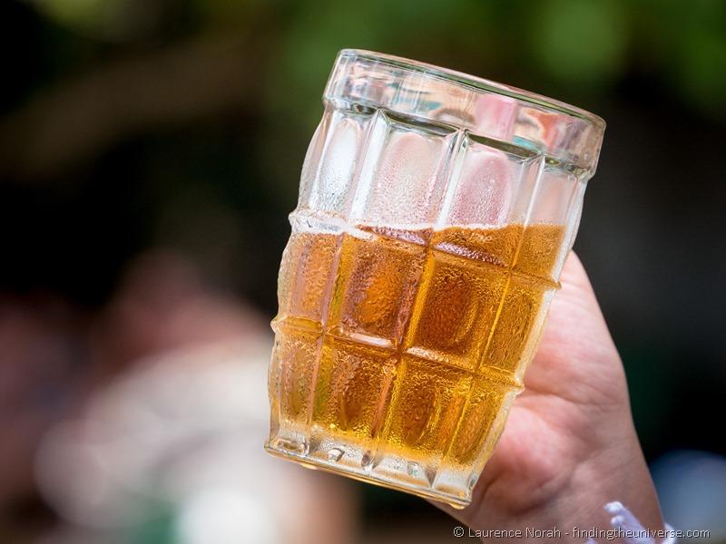 Cold beer Sri Lanka