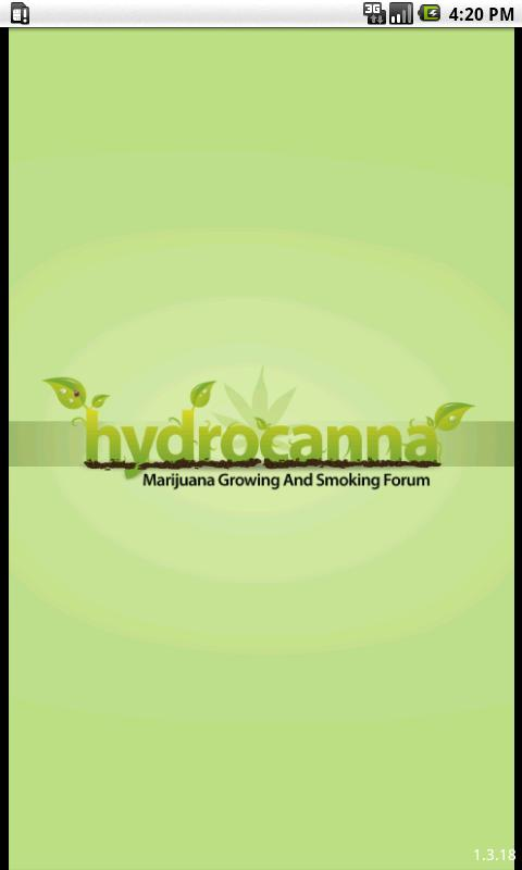 HydroCanna - screenshot
