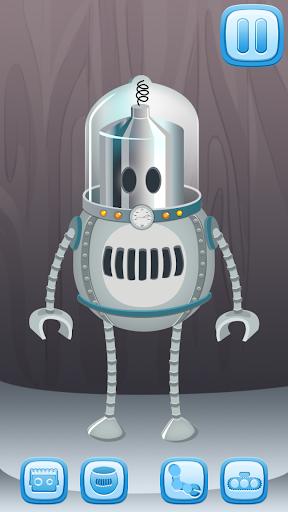 机器人装扮