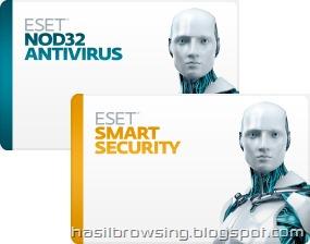 ESET Smart security 6 & ESET Nod32 Antivirus