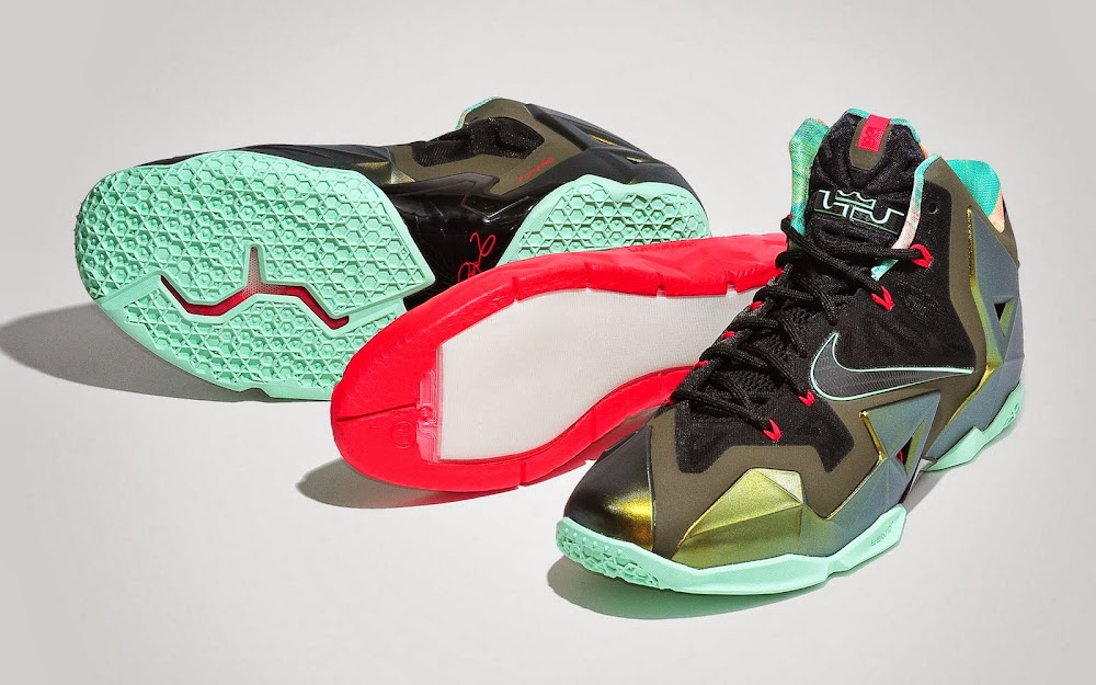 timeless design 85fc2 5dfa9 ... Nike LeBron XI 11 Performance Review by Nightwing2303