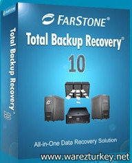 FarStone TotalRecovery Server 10.10.1 Build 20150929 + TotalRecovery Manager 10.01 WinPE Edition