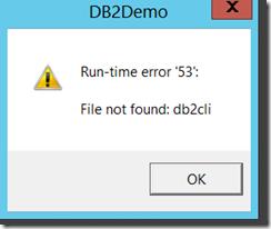 DB2 Demo application and DB2 Server Driver package | SQL Panda