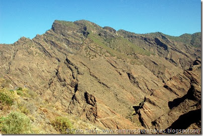6679 Carrizal de Tejeda-La Aldea(Montaña Altavista)