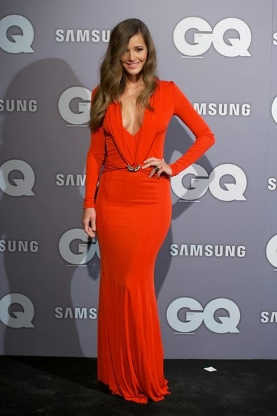 Malena Costa attends the GQ Men Of The Year Award 2013