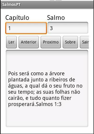Salmos GRÁTIS