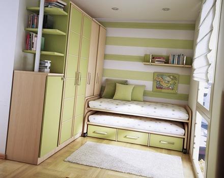 decoracion-habitacion-color-verde