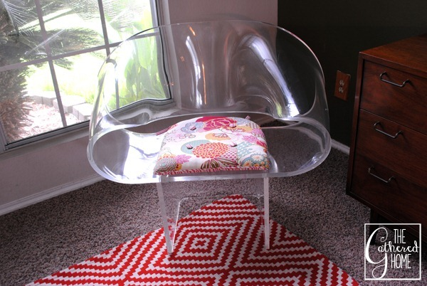 van horn lucite ribbon chair 5