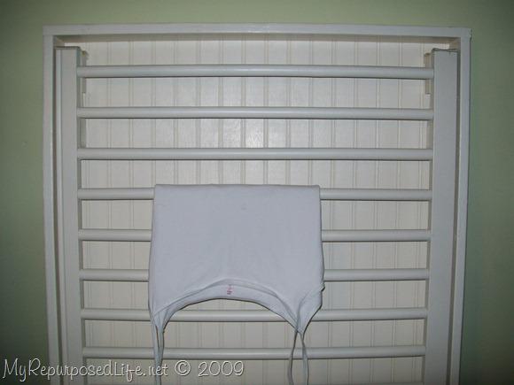 ballard inspired drying rack