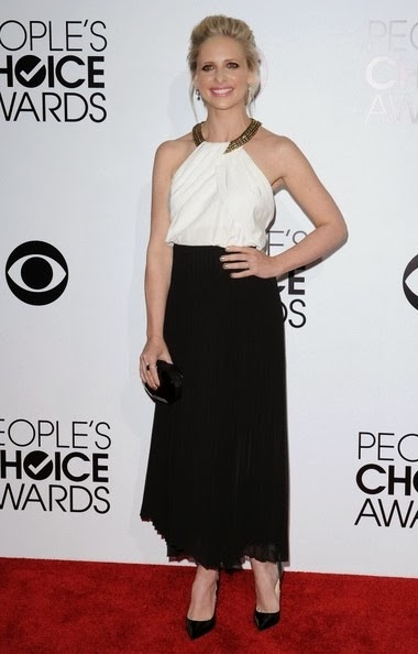 Sarah Michelle Gellar People s Choice Awards 2014