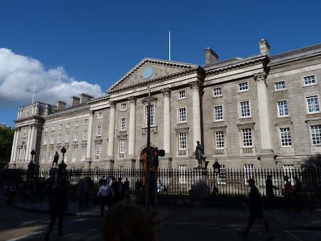 Imagini Dublin: Trinity College Dublin