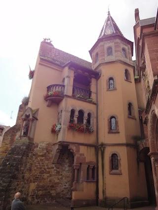 Château des Comtes à Eguisheim