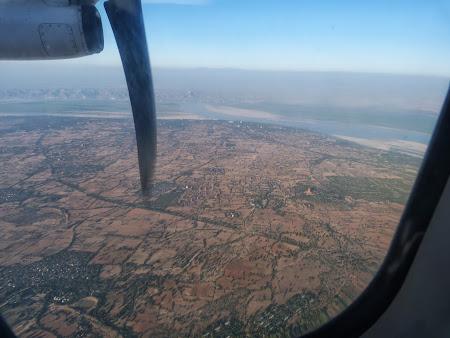 Zbor peste Bagan