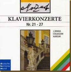 Mozart 27 Demus