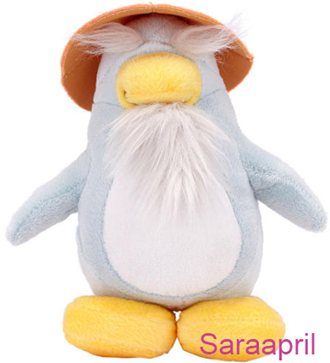 Club Penguin 6.5 Inch Plush – Sensei :)