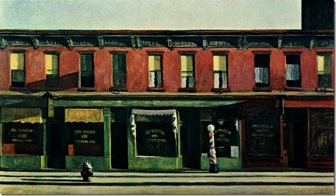 Edward_Hopper_Early sunday morning_1930