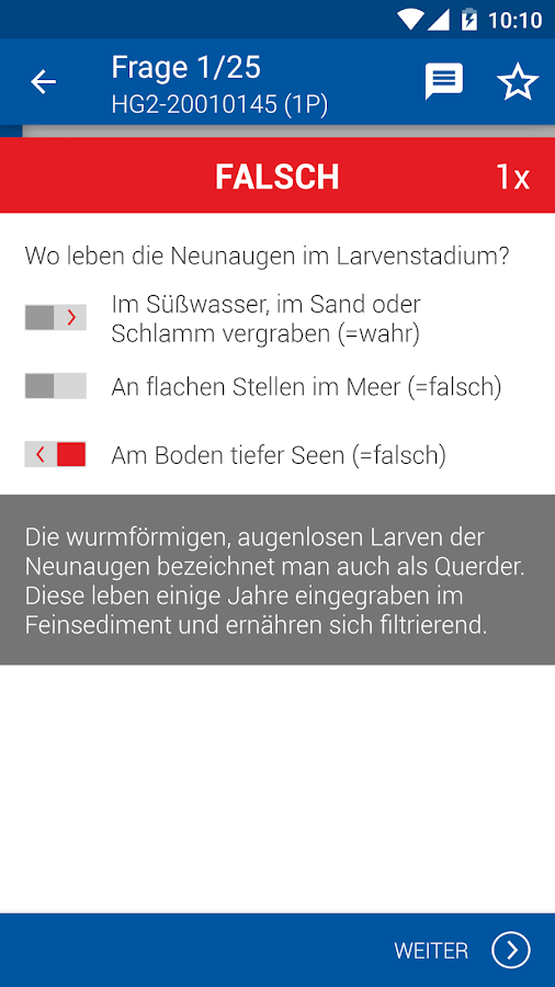 Heintges Angelschein Trainer- screenshot